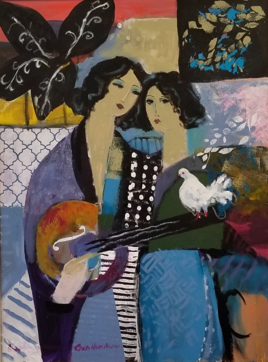 Two Musicians picture